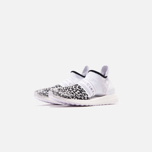adidas by Stella McCartney Ultraboost x 3D Knit - Black / White / Orange Image 3