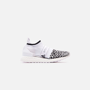 adidas by Stella McCartney Ultraboost x 3D Knit - Black / White / Orange Image 1