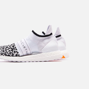adidas by Stella McCartney Ultraboost x 3D Knit - Black / White / Orange Image 4