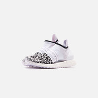 adidas by Stella McCartney Ultraboost x 3D Knit - Black / White / Orange Thumbnail 2