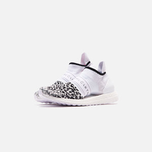 adidas by Stella McCartney Ultraboost x 3D Knit - Black / White / Orange Image 2