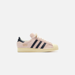 adidas Superstar - Pink Tint / Core Black / Off White Image 1