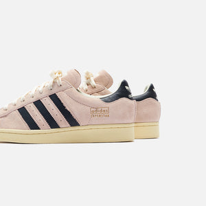 adidas Superstar - Pink Tint / Core Black / Off White Image 4