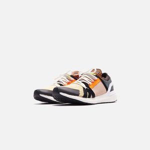 adidas by Stella McCartney UltraBoost 20 - Orange / Black / Gold Image 2