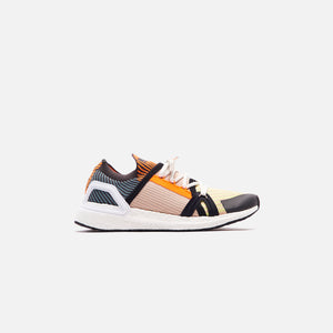 adidas by Stella McCartney UltraBoost 20 - Orange / Black / Gold Image 1