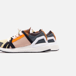adidas by Stella McCartney UltraBoost 20 - Orange / Black / Gold Image 3