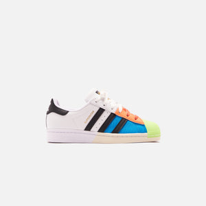 adidas Superstar J - Multicolor