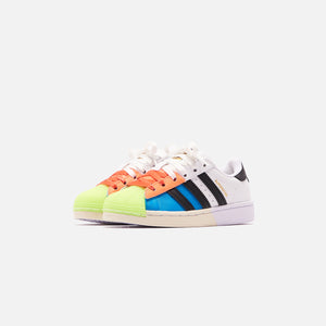 adidas Superstar C - Multicolor