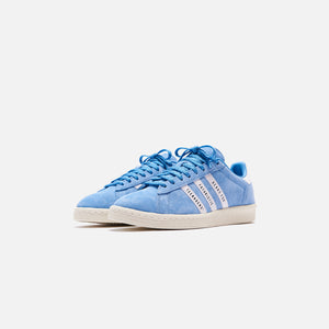 adidas Consortium x Human Made Campus - Light Blue / White / Off White Image 5