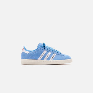 adidas Consortium x Human Made Campus - Light Blue / White / Off White Image 1