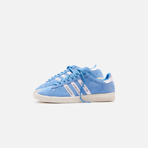 adidas Consortium x Human Made Campus - Light Blue / White / Off White Image 2