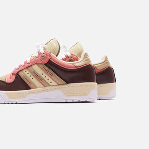 adidas Consortium x Human Made Rivalry - Sand / Cloud White