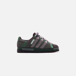 adidas Consortium x Craig Green Superstar - Utility Black / Core Black / Green