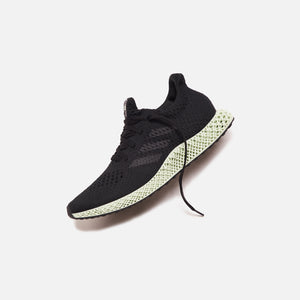 adidas 4D Futurecraft - Core Black / Grey Five / Linen Green