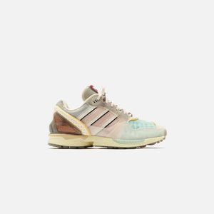 adidas ZX 6000 - Brown / White / Sand