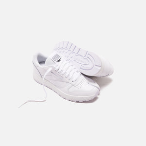 Reebok x Margiela Classic Leather Tabi - White