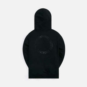 1017 ALYX 9SM Hoodie With Cube Chain Graphic - Black
