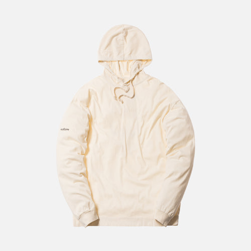 Alyx Studio Flag In Thorn Hooded Tee - Off White