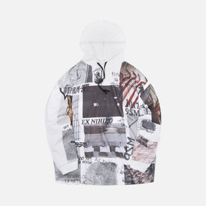 1017 Alyx 9SM All Over Print Hoodie - White