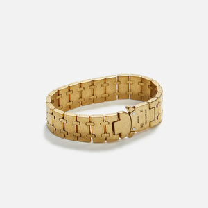 1017 ALYX 9SM Royal Oak Bracelet - Gold Image 2