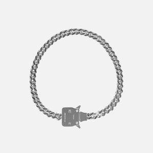 1017 Alyx 9SM Cubix Mini Necklace - Silver