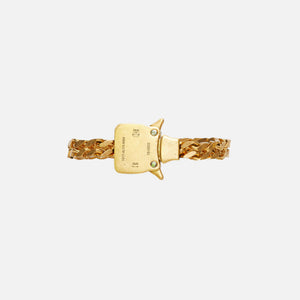 1017 Alyx 9SM Mini Cubix Chain Bracelet - Gold