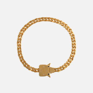 1017 Alyx 9SM Mini Cubix Chain Necklace - Gold