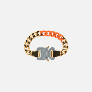 1017 ALYX 9SM Colored Links Buckle Bracelet - Gold