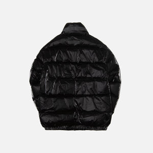 1017 Alyx 9SM Puffer Coat w/ Nylon Buckle - Black Image 2