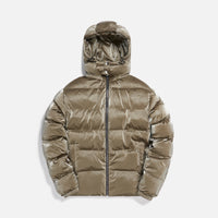 1017 Alyx 9SM Nightrider Puffer Jacket - Silver Green Thumbnail 1