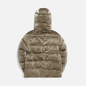 1017 Alyx 9SM Nightrider Puffer Jacket - Silver Green Image 2