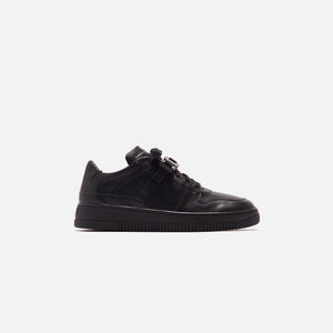 1017 ALYX 9SM Buckle Low Trainer - Black