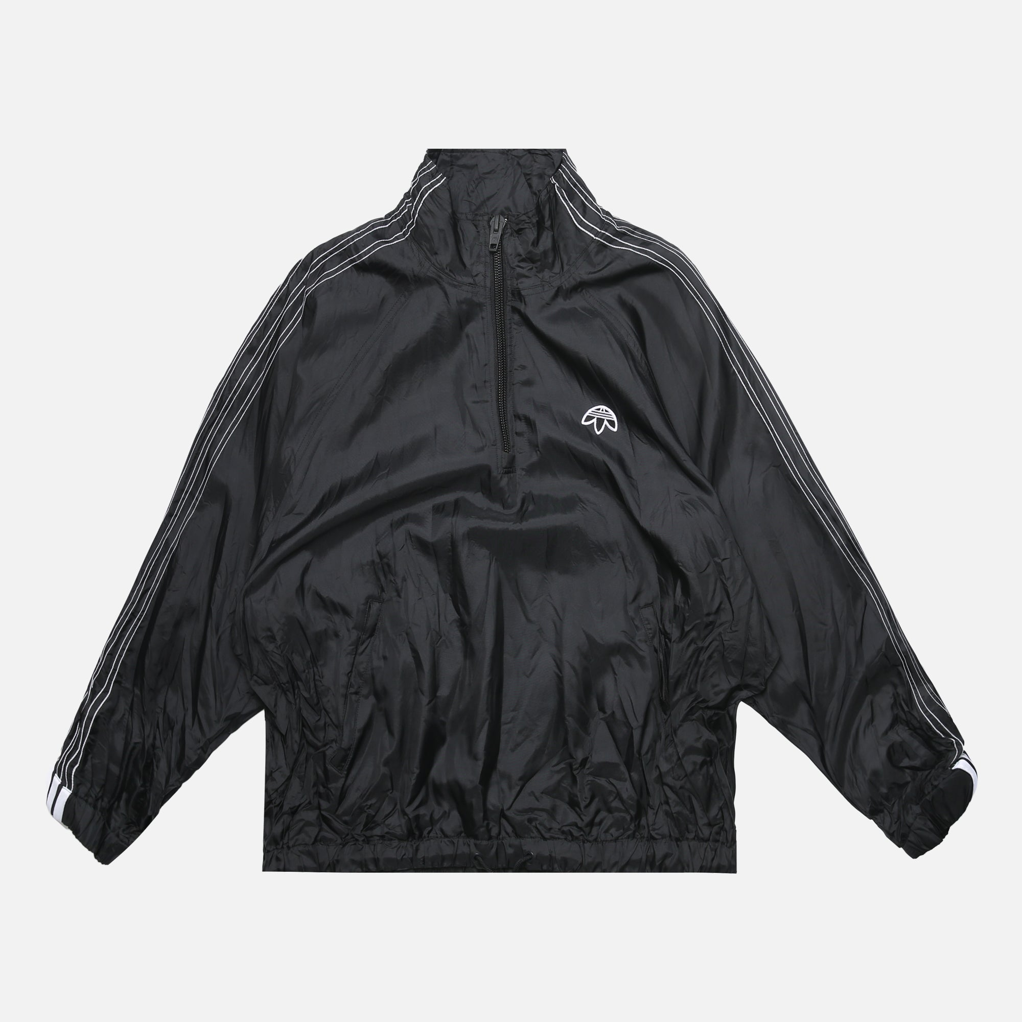 Alexander Wang adidas Windbreaker - Black