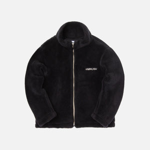 Ambush Wool Fleece Jacket - Black