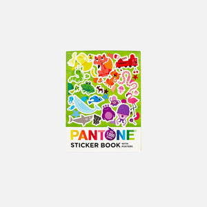 Abrams Pantone: Sticker Book Image 1