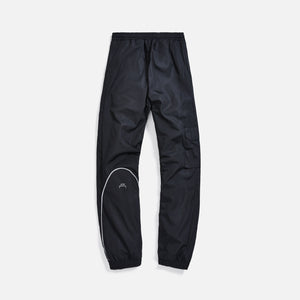 A Cold Wall Bracket Taped Track Pants - Black Image 1