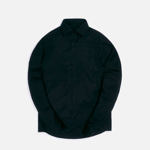 A Cold Wall Essential Dress Shirt - Black