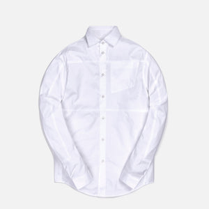 A Cold Wall Essential Dress Shirt - White
