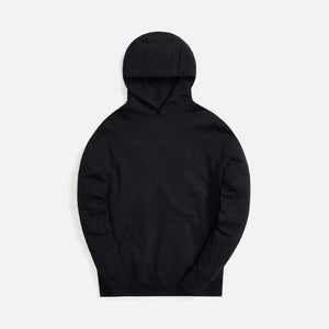 A Cold Wall Logo Embroidery Hoodie - Black