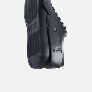 A Cold Wall Shard Leather Shoe - Black
