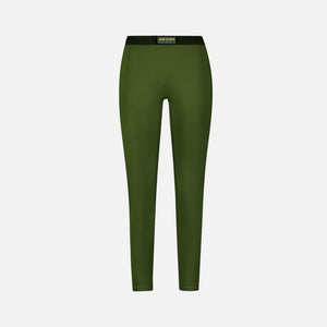 Adam Selman Bonded Active Legging - Tactical Green