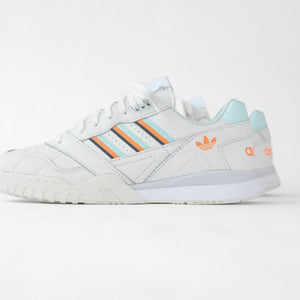adidas Originals AR Trainer - Cloud White   Ice Mint   Solar Orange 4cb938fb2