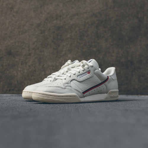 adidas Originals Continental 80 - White / Red / Cream
