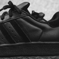 adidas Originals Junior Superstar - Black / White Thumbnail 1