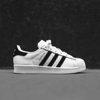 adidas Originals Junior Superstar - White / Black Thumbnail 1