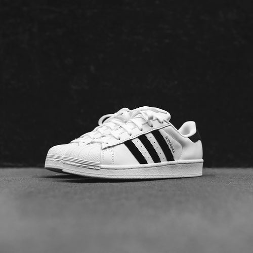adidas Originals Junior Superstar - White / Black
