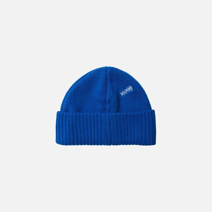 Ader Error Basic Knit Beanie - Blue