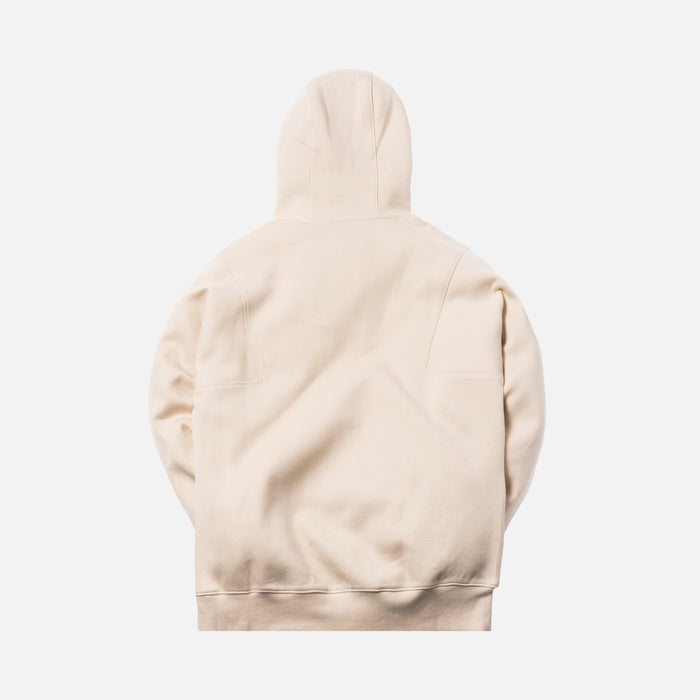 Ader Error Regular Fit Hoodie - Cream