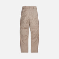 Ader Error Half-Oversized Fit Slacks - Ivory Thumbnail 1