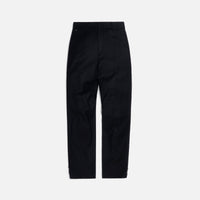 Ader Error Half-Oversized Fit Slacks - Black Thumbnail 1
